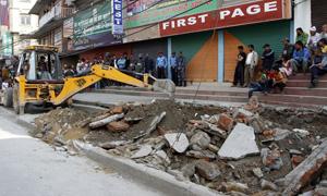 काठमाडौंका सडक विस्तार तीव्र रुपमा अघि बढाउने सरकारको तयारी