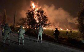 मेक्सिकोः सानो गल्तीबाट ठूलो क्षति,८५ जनाको मृत्यु