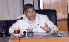 सरकारले देश विकास गर्ने सङ्कल्प गरेको छ , त्यो पूरा गर्छ'   सूचनासञ्चार तथा  प्रविधिमन्त्री गोकुलप्रसाद बाँस्कोटा.