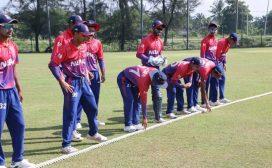 यु–१९ विश्वकप क्रिकेट प्रतियोगितामा नेपाल छनौट हुन सकेन