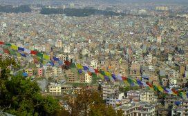 काठमाडौँ उपत्यका खतराको सूचीमा
