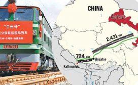 नेपाली रेलवार्ता टोली के गर्दैछ चीनमा ?