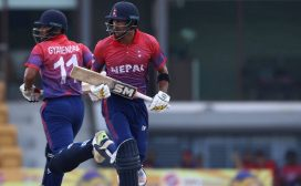 नेपाल कतारसँग ४ विकेटले पराजित