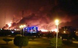 साउदी अरबको तेल प्रशोधन केन्द्रमा आक्रमणपछि इन्धनको मूल्य बढ्ने चिन्ता