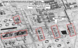साउदीको तेल प्रशोधन आक्रमणका पछाडि 'इरान' को हात रहेको तथ्य