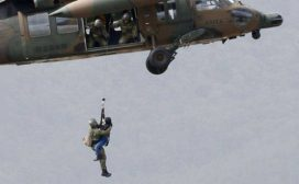 भीषण आँधीपछि जापानमा सेना परिचालन