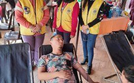 बौद्धमा लायन्स क्लब अफ नेपाल शेर्पाज र मिस एवम मिस्टर शेर्पाको रक्तदान, १७७ जना सहभागि
