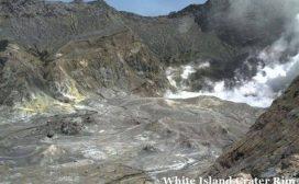 न्यूजील्यान्डमा ज्वालामुखी विस्फोट, कैयौँ मानिस 'सम्पर्कविहिन'