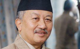 नेम्बाङ भन्छन्- 'संविधान संशोधनको छलफल हो भने आउँदिन'
