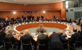 लिबिया सम्मेलनका सहभागीहरु शान्ति स्थापनामा सहमत