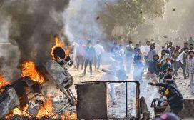 दिल्लीमा दशकौँ यताको सबभन्दा खराब दङ्गा, १३ को मृत्यु