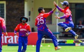 क्रिकेट नेपालको पहिलो जीत
