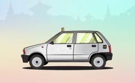 ट्याक्सी नचल्दा व्यवसायी र चालकको विजोग, राइड सेयरिङमा जान ट्याक्सीमाण्डुको आग्रह