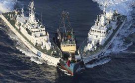टापुमा चीन र जापानका दाबीसँगै टकराव बढ्यो