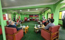 मन्त्रिपरिषद् पुनर्गठन गर्दै नेकपा, प्रधानमन्त्रीले दिए तीन विकल्प