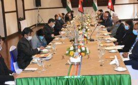 नेपाल–भारत परराष्ट्र सचिवस्तरीय बैठक शुरु