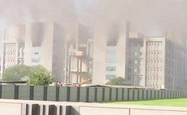 भ्याक्सिन उत्पादक सेरममा आगलागीले पाँचजनाको मृत्यु र अरबौंको क्षति