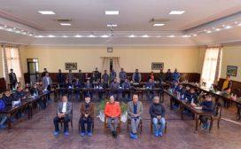 माओवादी पूर्वलडाकुका दुवै संगठन ओली समूहमा
