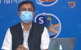 कोरोना अपडेटः बुधवार ४३ सय ४४ संक्रमित थपिए